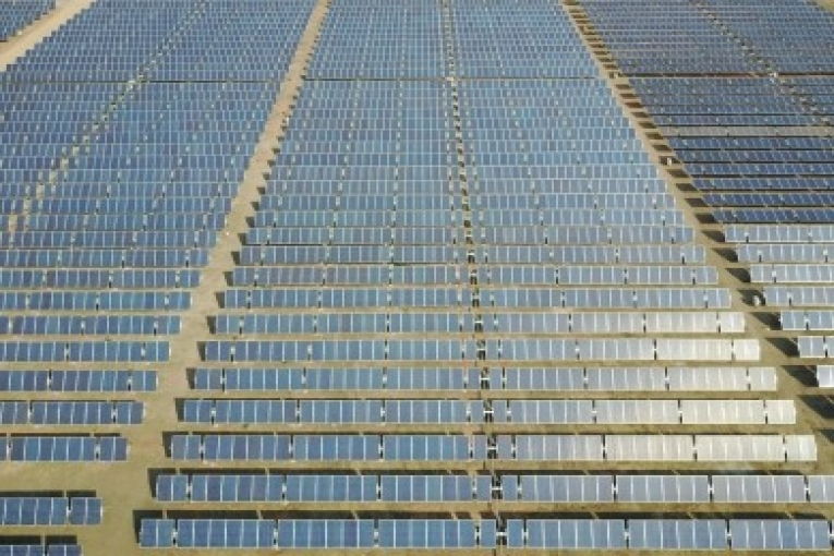 India PV Power Station Project